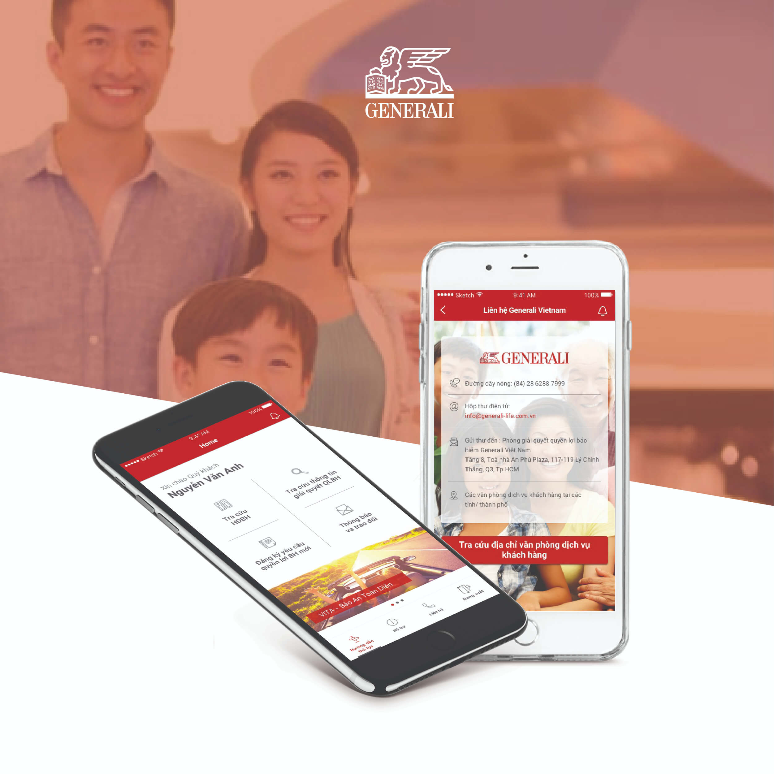 Generali - Mobile Application